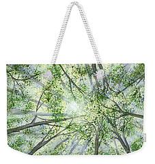 Summer Rays Weekender Tote Bag