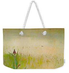 Summer Reeds Weekender Tote Bag by Catherine Alfidi