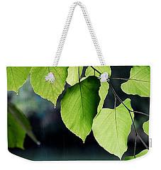 Summer Showers Weekender Tote Bag