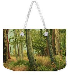 Summer, Sidney Spit Weekender Tote Bag