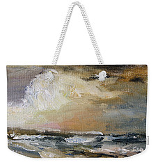 Summer Sky Weekender Tote Bag