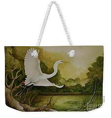 Summer Solitude Weekender Tote Bag