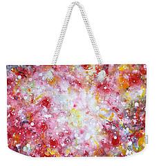 Summer Solstice Weekender Tote Bag
