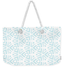 Summer Splash- Pattern Art By Linda Woods Weekender Tote Bag by Linda Woods
