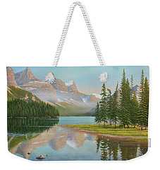 Summer Stillness Weekender Tote Bag