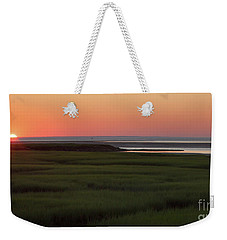 Summer Sun Down Weekender Tote Bag