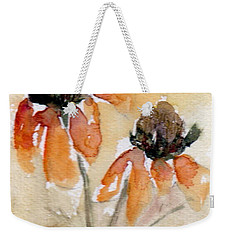 Summer Sunflowers Weekender Tote Bag