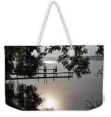 Summer Sunrise Weekender Tote Bag