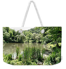 Summer Swamp Weekender Tote Bag