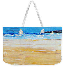 Summer Weekender Tote Bag by Teresa Wegrzyn