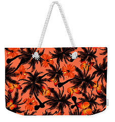 Summer Time 2 Weekender Tote Bag by Mark Ashkenazi