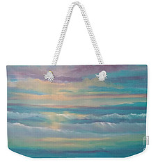 Summer Time Weekender Tote Bag by Holly Martinson