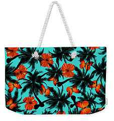 Summer Time  Weekender Tote Bag by Mark Ashkenazi