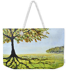 Summer Trees Weekender Tote Bag
