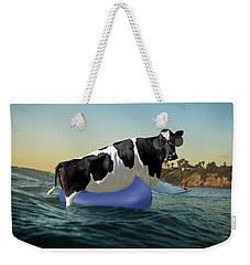 Summer Vacation Weekender Tote Bag by James Bethanis