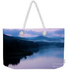 Summer Watercolors Weekender Tote Bag