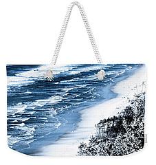 Summer Waves Cape Lookout Oregon Coast Weekender Tote Bag