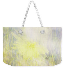 Weekender Tote Bag featuring the photograph Summer Whisper by Ann Powell