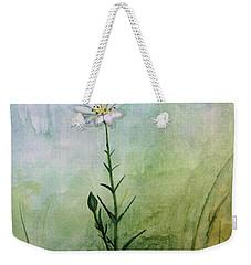 Summer Wildflower Weekender Tote Bag
