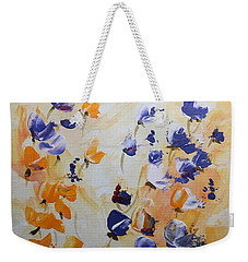 Summer Wildflowers #2 Weekender Tote Bag