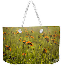 Summer Wildflowers Weekender Tote Bag by Diane Diederich