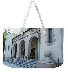 Summerall Chapel II Weekender Tote Bag
