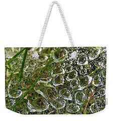 Summer's Freeze Weekender Tote Bag