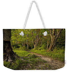 Price Lake Trail - Blue Ridge Parkway Weekender Tote Bag