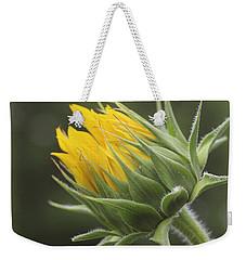 Summer's Promise - Sunflower Weekender Tote Bag