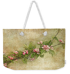 Summertime Weekender Tote Bag by Liz Alderdice