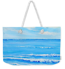 Summertime Weekender Tote Bag by Teresa Wegrzyn