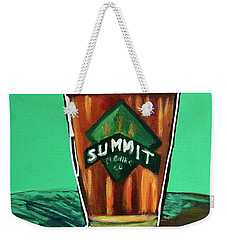 Summit 2 Weekender Tote Bag