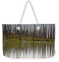 Summit Lake Weekender Tote Bag