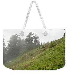Summit Shroud Weekender Tote Bag