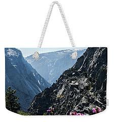 Summits Weekender Tote Bag