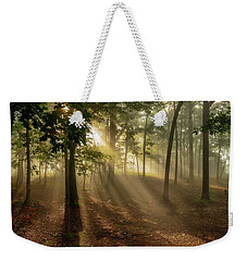 Sun And Clouds Weekender Tote Bag