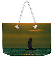 Sun And Sail Weekender Tote Bag by Mitch Shindelbower