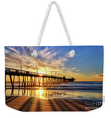 Sun And Shadows Weekender Tote Bag