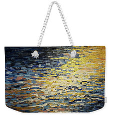 Sun And Wind On Water Weekender Tote Bag