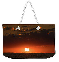Sun Ball Sunrise Delray Beach Florida Weekender Tote Bag