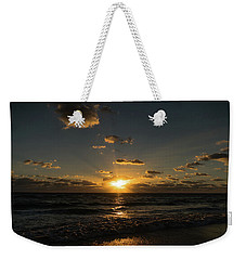 Sun Beam Sunrise Delray Beach Florida Weekender Tote Bag