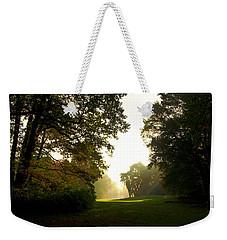 Sun Beams In The Distance Weekender Tote Bag
