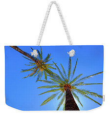 Sun Bed View Weekender Tote Bag