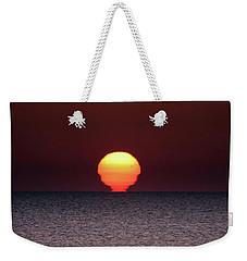 Sun Weekender Tote Bag by Bruno Spagnolo