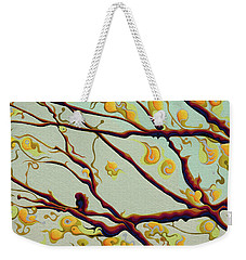 Sun Catcher Training Day Weekender Tote Bag