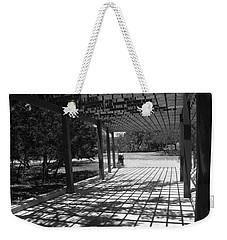 Sun Checkerboard  Weekender Tote Bag