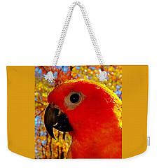 Sun Conure  Weekender Tote Bag
