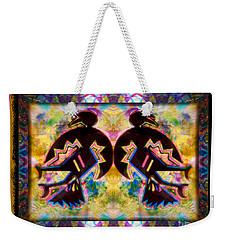 Sun Dance Angels Weekender Tote Bag