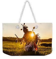 Sun Dance Weekender Tote Bag