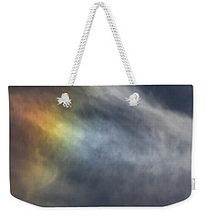 Sun Dog 2017 Weekender Tote Bag by Thomas Young